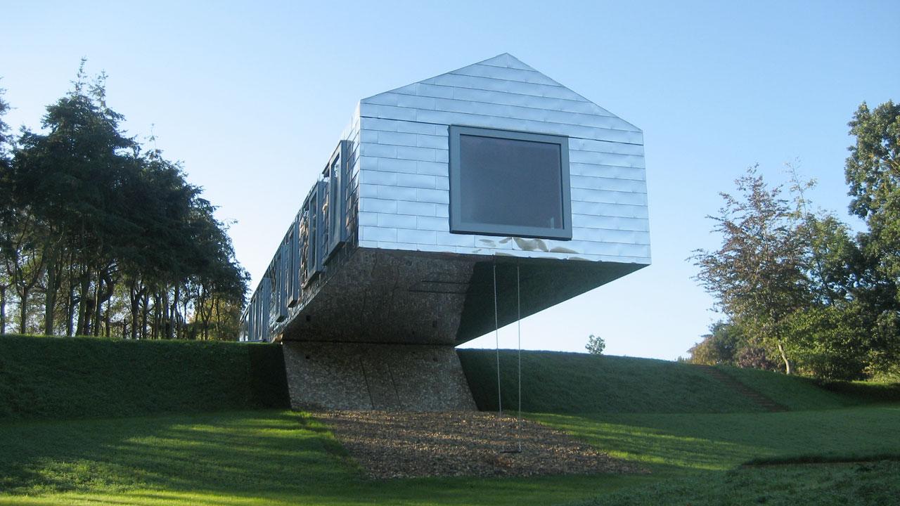 Living Architecture The Balancing Barn Thorington Suffolk Jane Wernick Associates