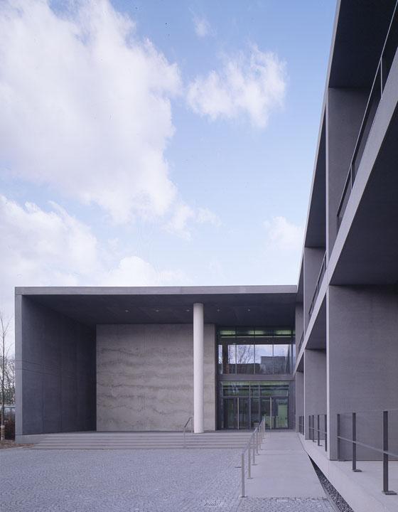 Ernsting s family campus coesfeld germany jane wernick associates - Ernsting architekt ...