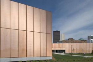 des moines library exterior image