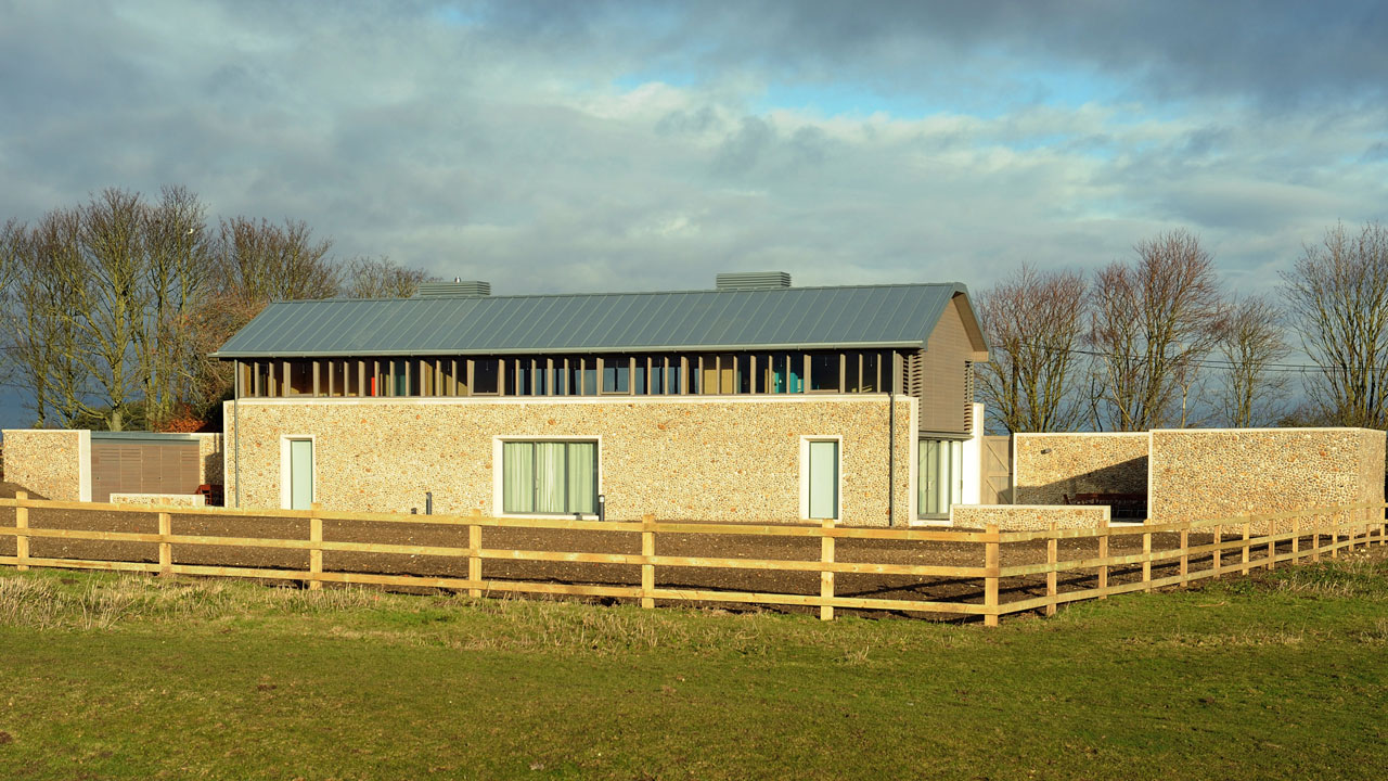Living Architecture: The Long House, Cockthorpe, Norfolk