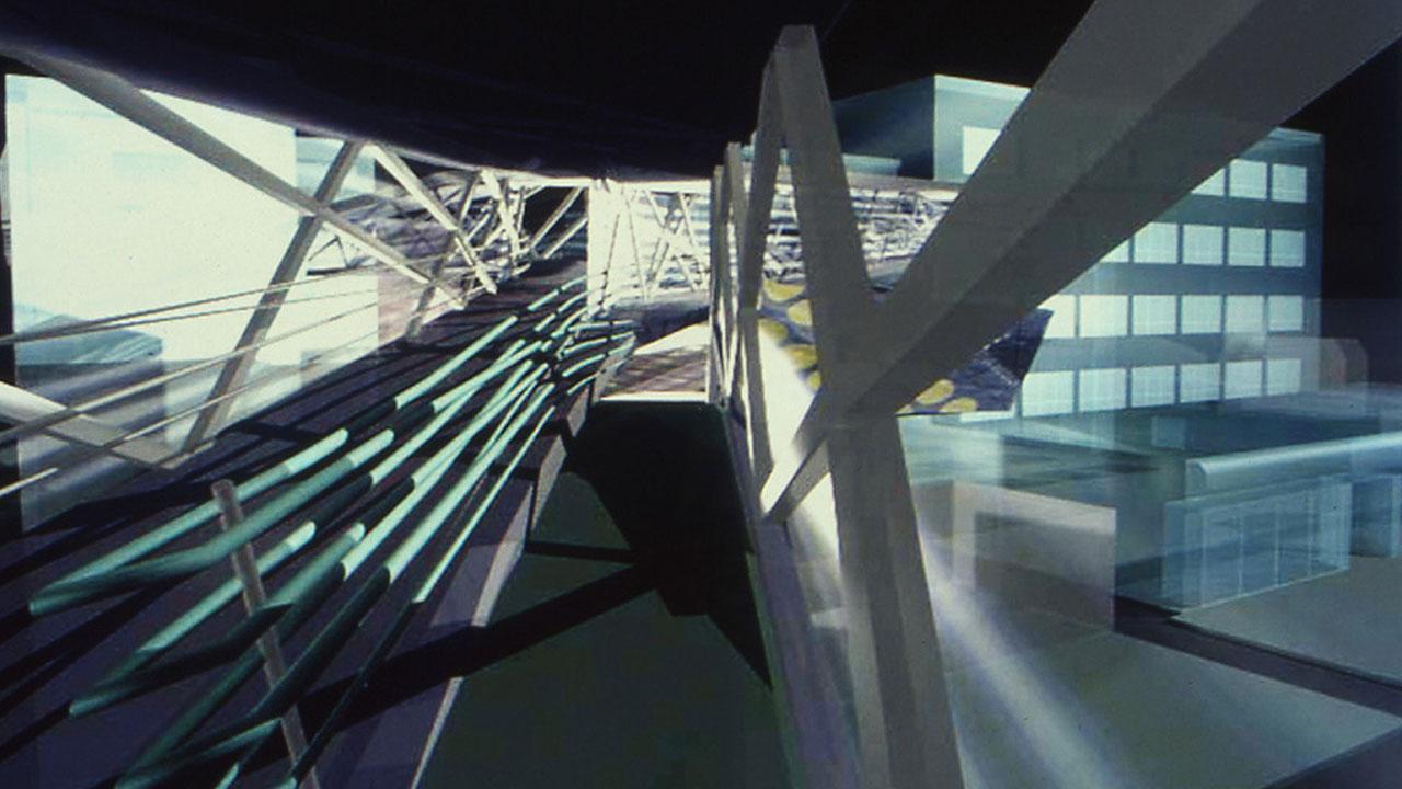 holloway footbridge rendering