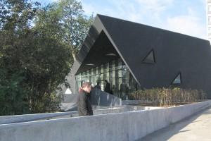 maggie's centre, fife, exterior image