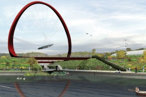 olympic bridge rendering