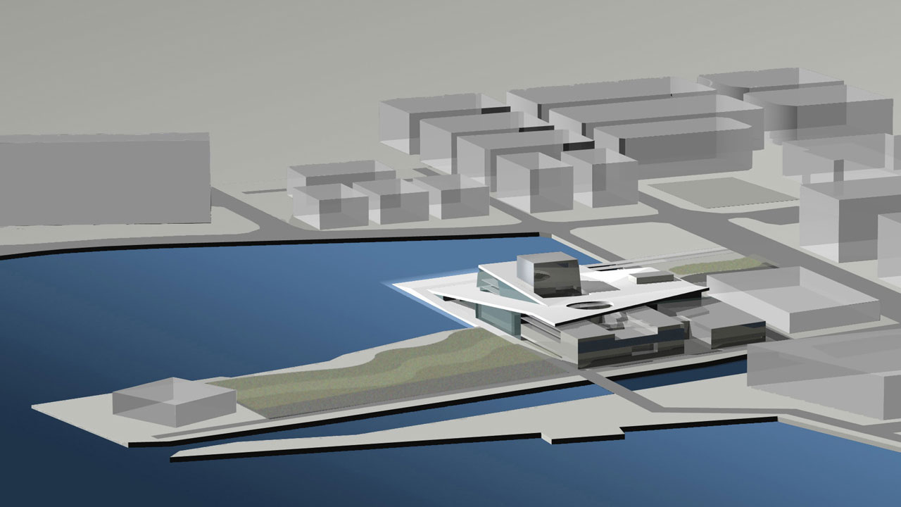 oslo opera house rendering
